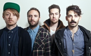 Concierto: 'Excitante estado de fragilidad permanente' (Local Natives, sala Joy Eslava. Madrid)
