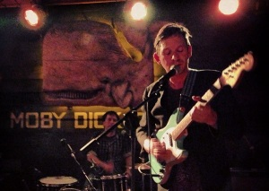 Conciertos: 'Un talento en dispersión' (Sonny & The Sunsets, Moby Dick Club. Madrid)